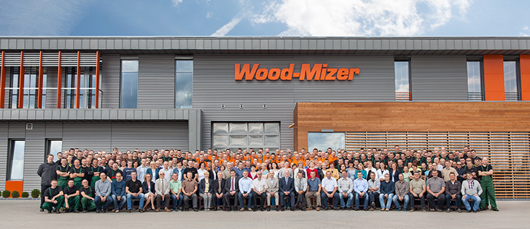 Wood-Mizer Europe Employee photo 2014
